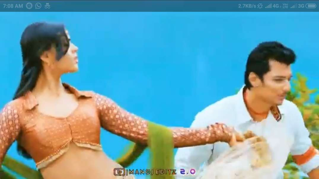 Amal Thumali Ko | Love Song Whatsapp Status_Tamil_Video