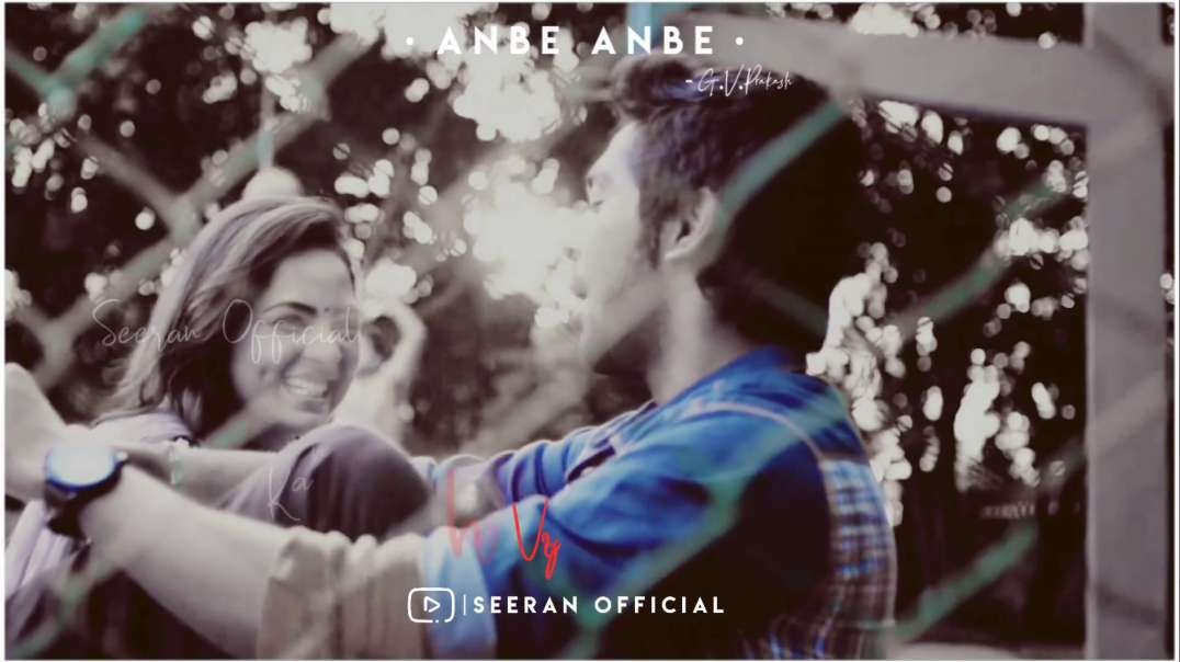 Anbe anbe song | Darling Movie | whatsapp status song Download in Tamil