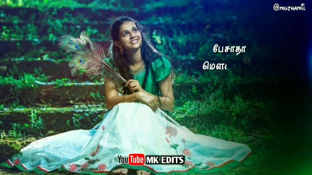 WhatsApp Status ||•Entha Thesathil Thesathil Nee Piranthaai Song Whatsapp Status Tamil