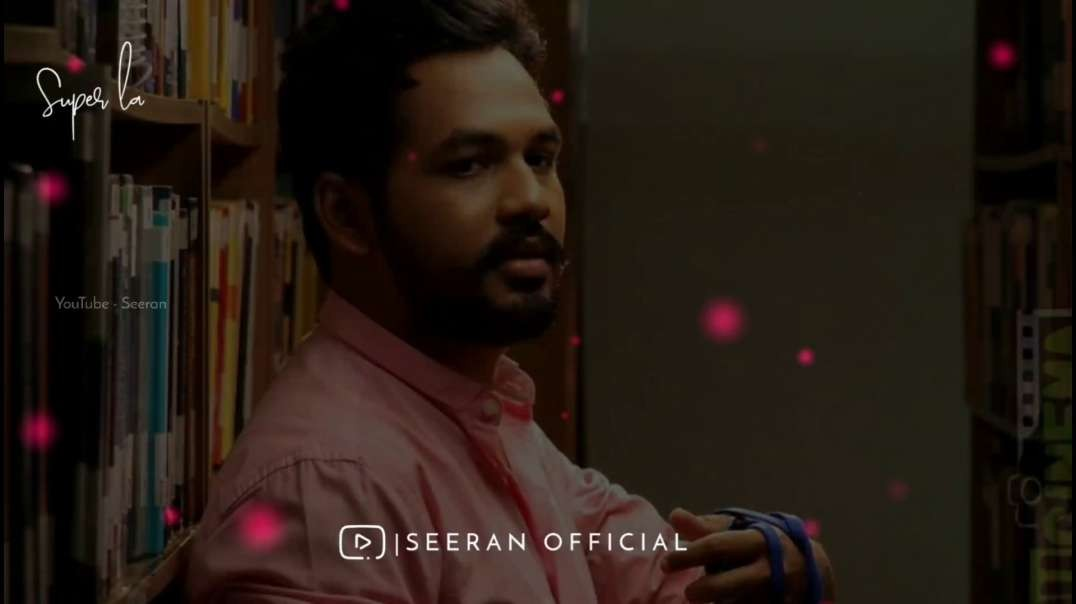 Enna Nadanthalum | Meesaya Murukku  | WhatsApp Status  Seeran | Lyrical Video  Hip Hop Tamizha