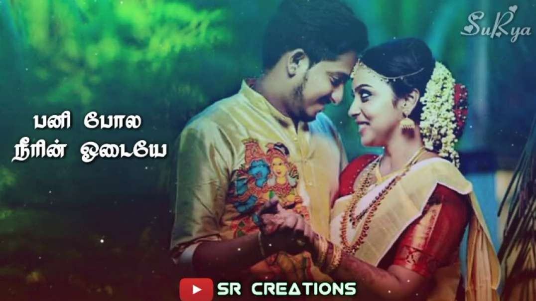 Nilave mugam kattu enai parthu song tamil--Whatsapp status-- Lyrical video