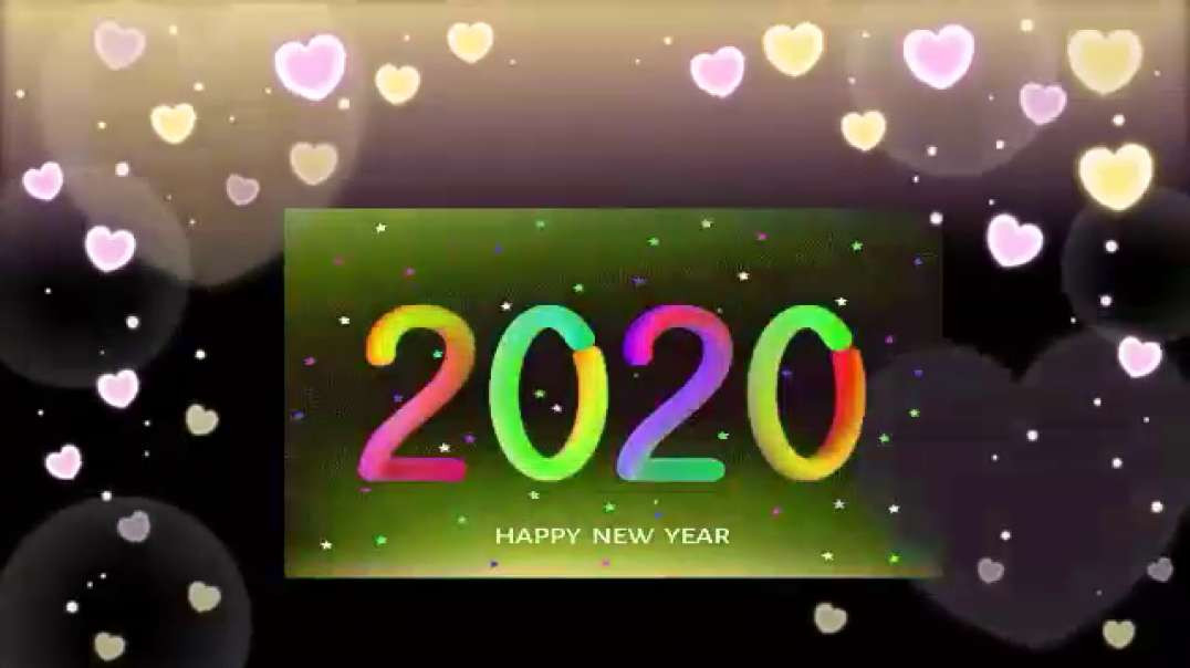 Happy New year 2020 - Happy New year Whatsapp Status Video 2020