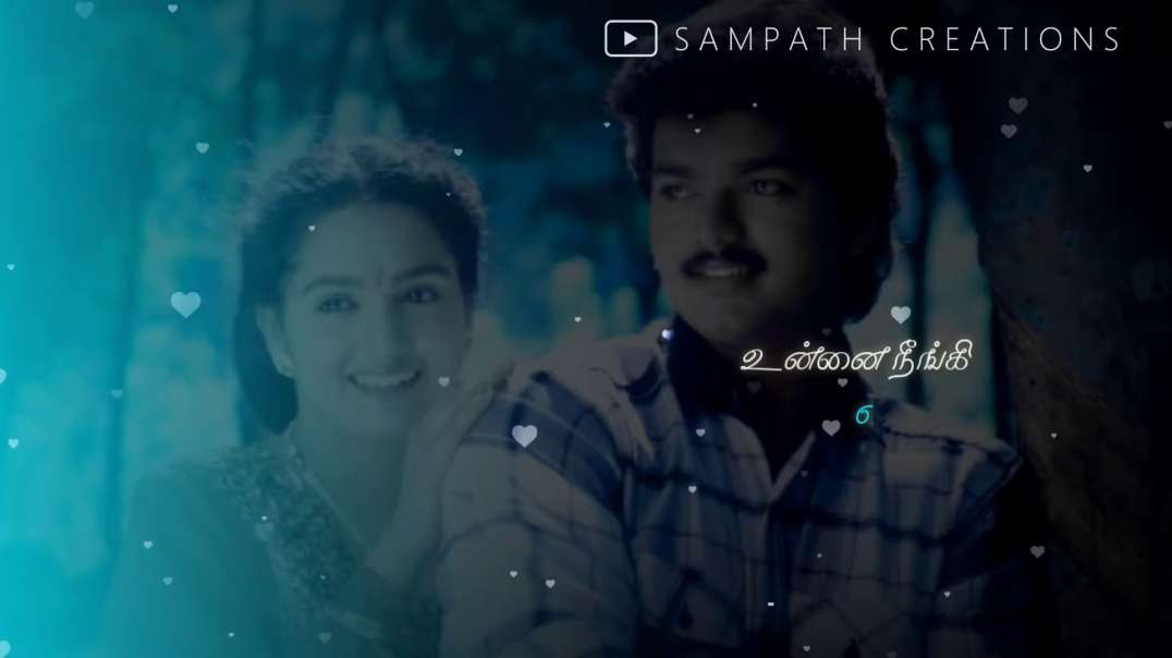 Unnai neengi ennalum male version whatsapp status tamil  - Poove unakaga