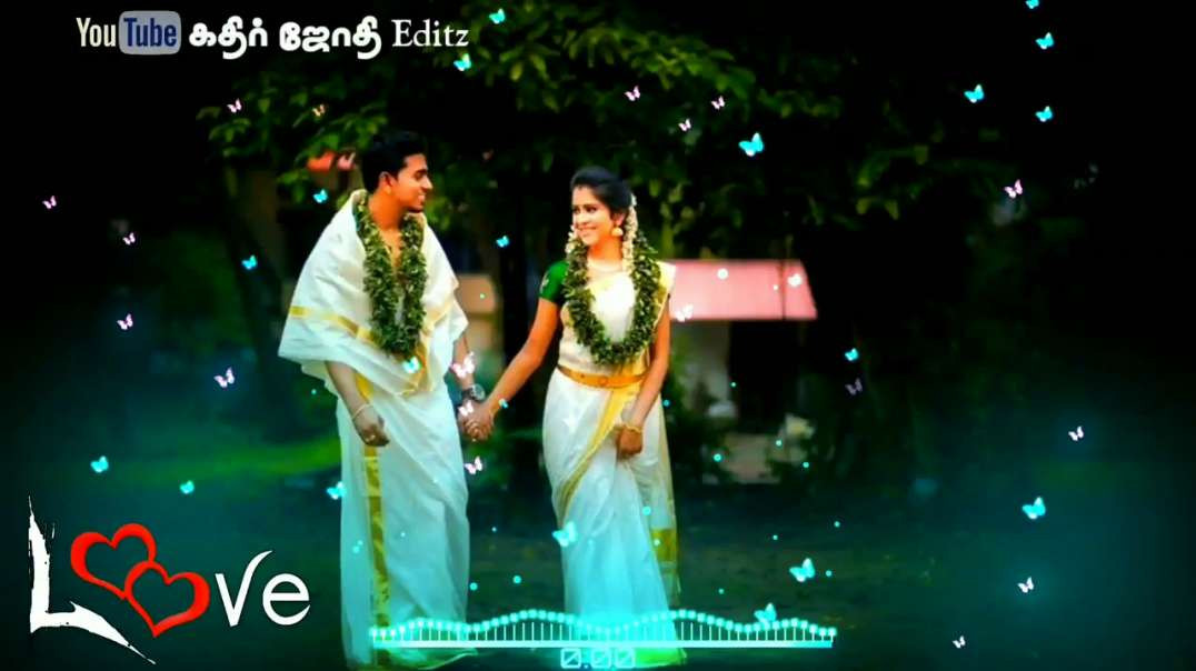 Sandhana poove sowkkiyama | Tamil old love songs | whats apps status
