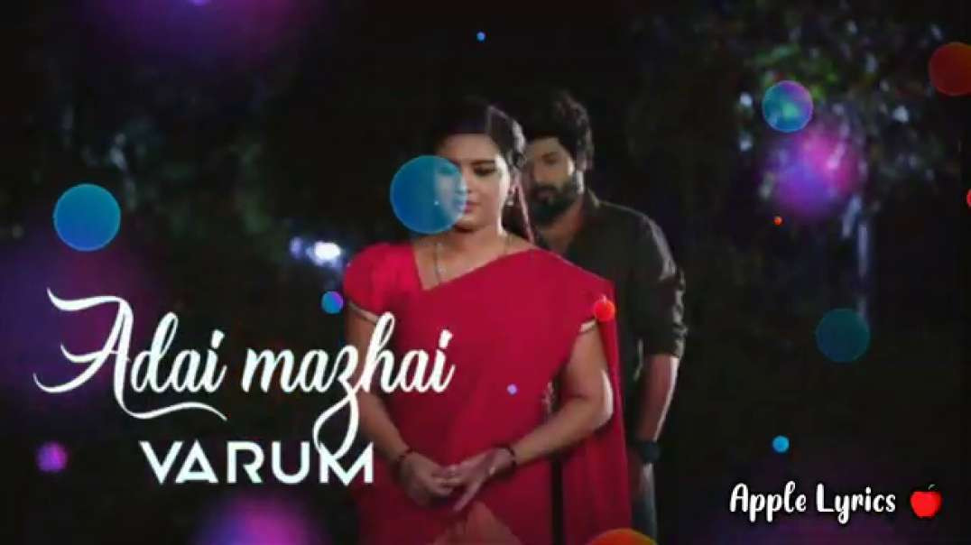 Sembaruthi Serial Today New Lovely Song | Aadhi and Parvati