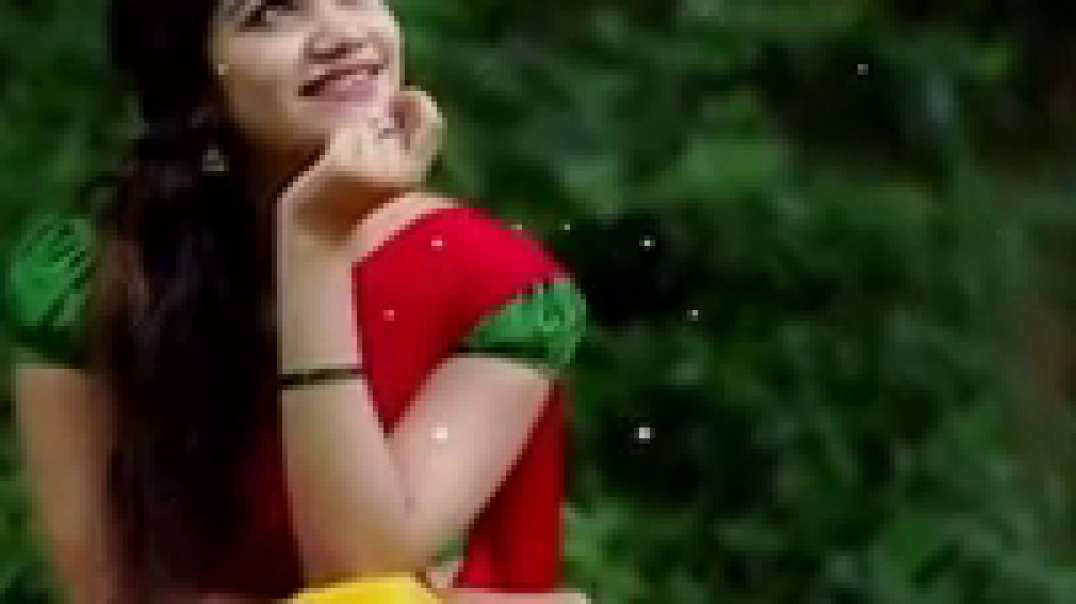 Un Marbil Vizhi Moodi Song | WhatsApp status Tamil | Ninaituen vandhai | Female version