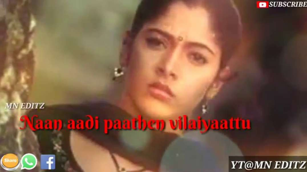Uravugal Enakathu Puriyala | Tamil Whatsapp Status lyrics video | sad video status
