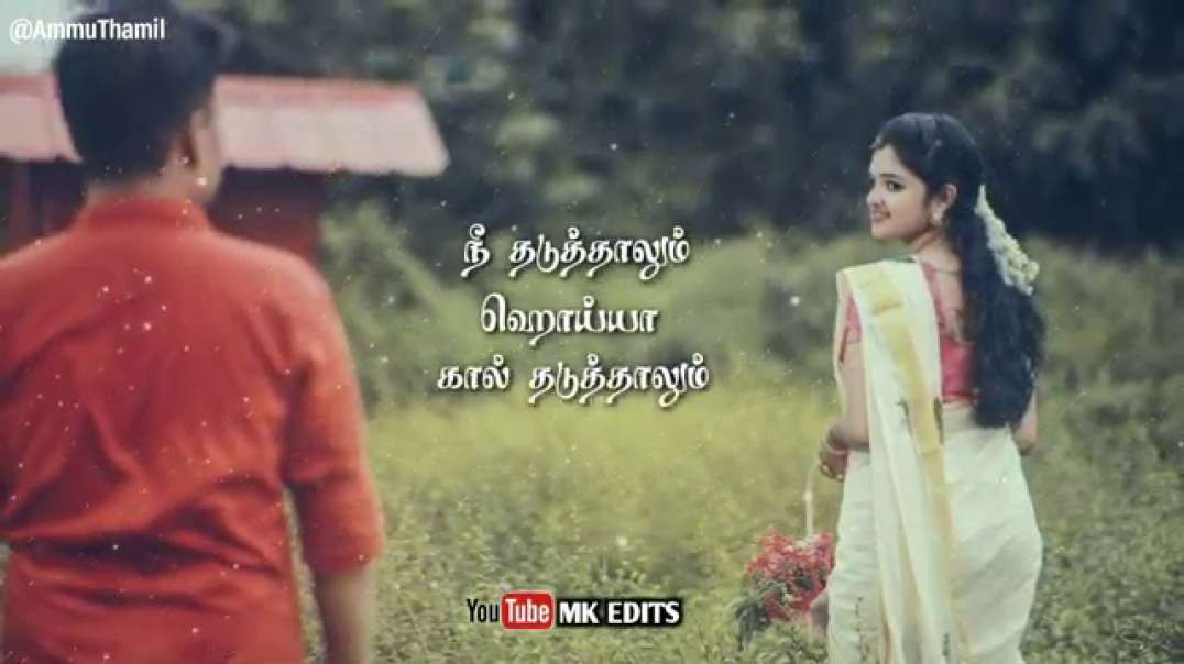 Hoyya Pudhu Routula Thaan Song | WhatsApp Status Tamil free download