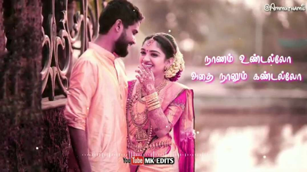 Anthiyile VaanambSong | WhatsApp Status Tamil free download | old song status