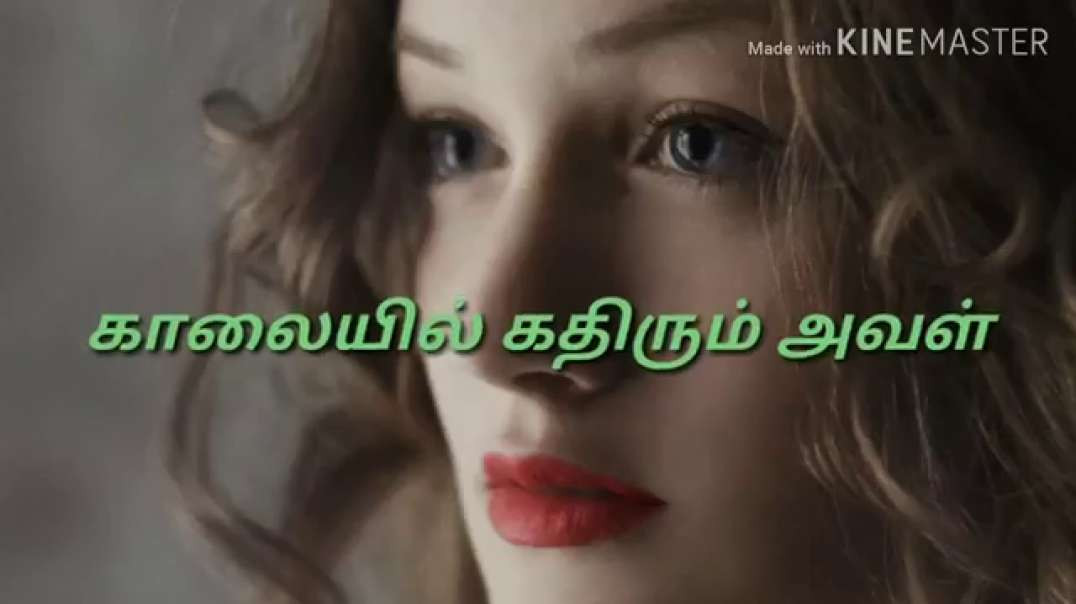 aaha kadhal vanthu song | Tamil love status with lyrics | Andrea love song status