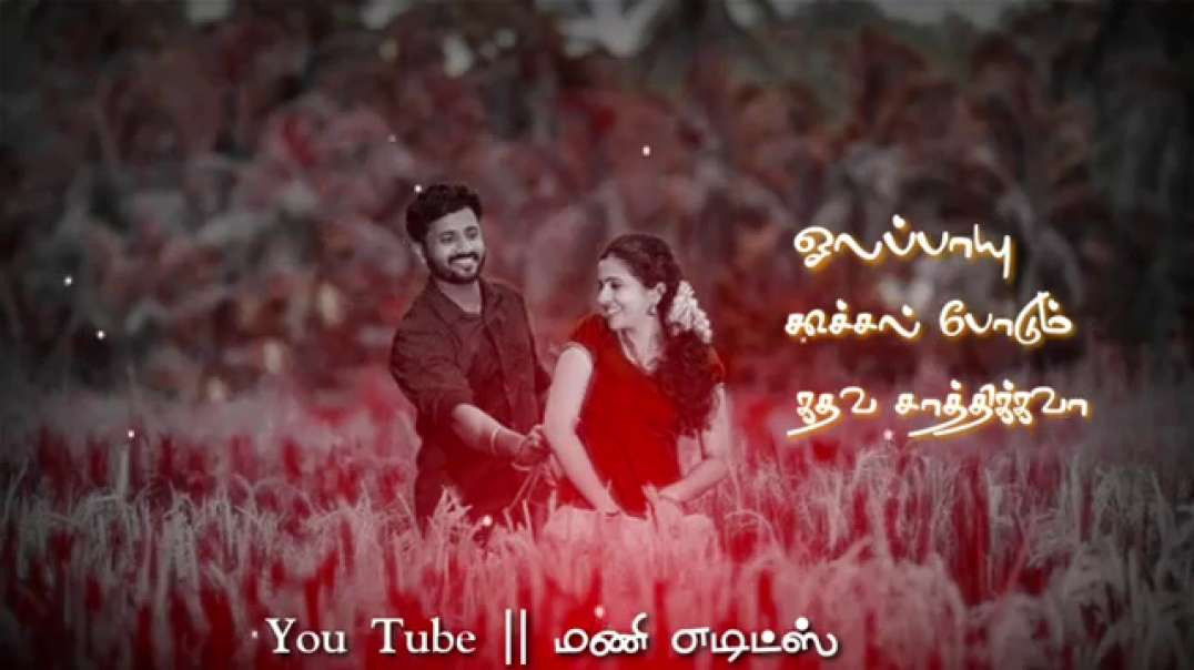 Vaadi Vaadi Naattukatta song | Tamil love whatsapp status download HD free