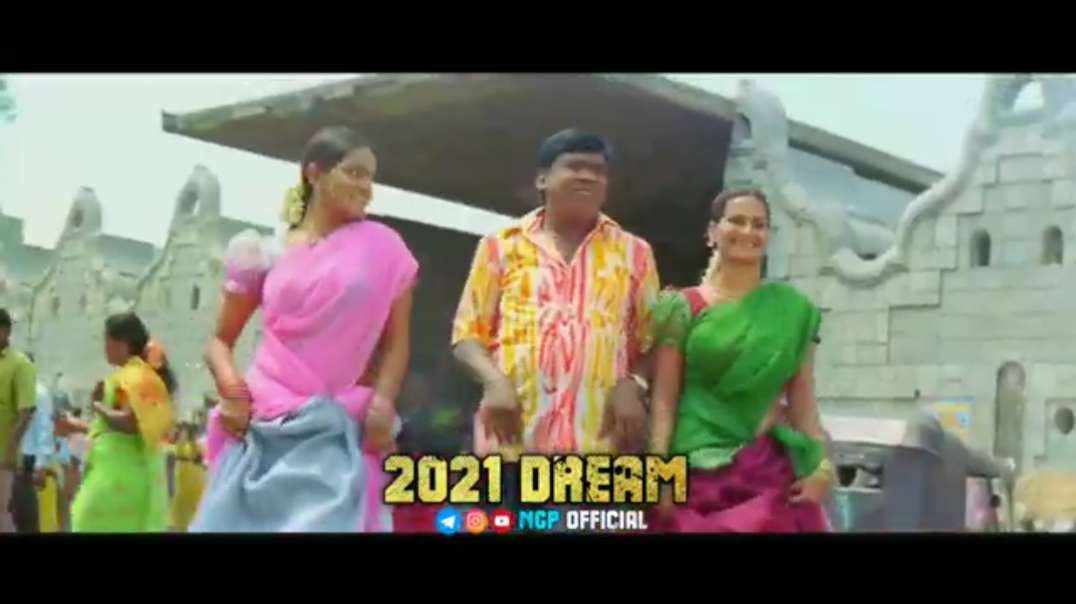 Happy New Year 2021 Vadivelu Version